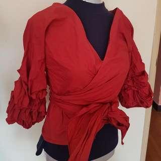 Kimono Style Wrap