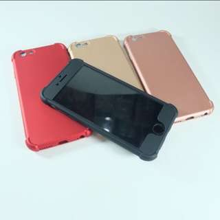 SOFTCASE 360 ANTI CRACK FOR IPHONE