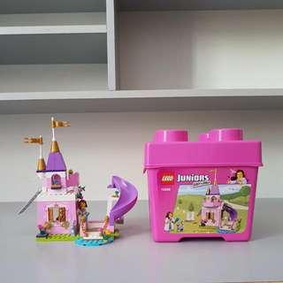Lego Juniors Princess Castle With Extra Pieces