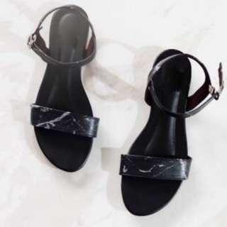 Brand New Marble Sandal