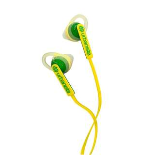 Urbanista Rio Sports Earphones Mellow Yellow