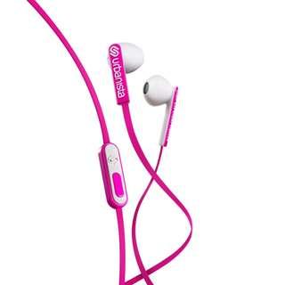 Urbanista San Francisco Hybrid Earphones Pink Panther