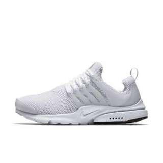 Nike prestos - White