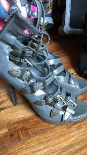 Auth Michael Antonio Gladiator Heels