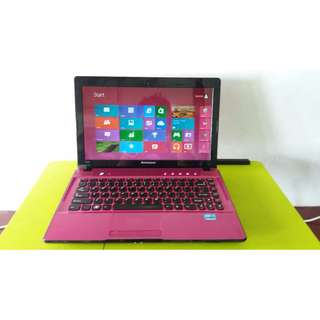 Lenovo Core i3 Laptop Limited edition 4GBRam 320GB hdd