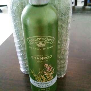 Nature's Gate Shampoo~ Lemon grass & Clary Sage