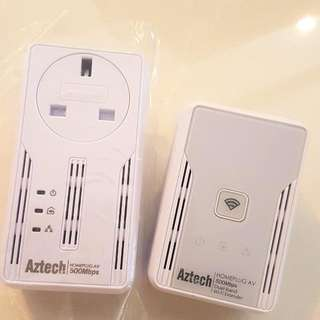 Aztech Home Plug Price Reduced