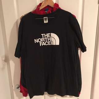 THE NORTH FACE HALF DOME TEE LARGE