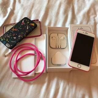 Iphone 6s (16gb) Rosegold