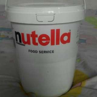 Nutella 3kls