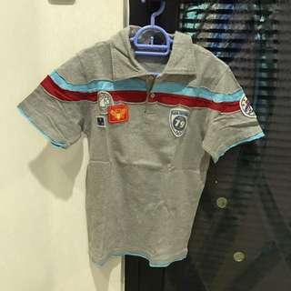 Next Grey Shirt