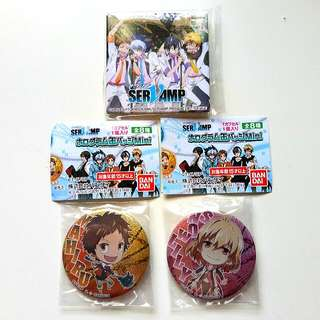 Servamp Merch