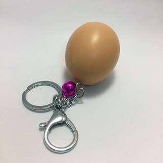 土雞蛋 鑰匙圈 🥚🔑