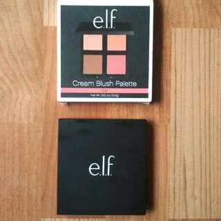 elf Cream Blush Pallete