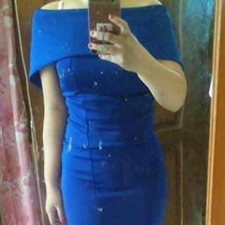 Long Dress Sabrina Mermaid