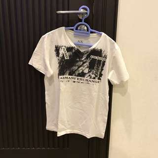 Armani Exchange White