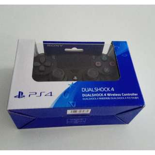 PS4 controller - Black - Brand new [PlayStation 4]