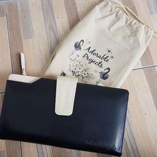 Liuparra Black Wallet (NEW)