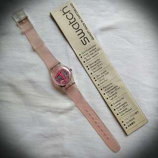 SWATCH SKIN Series Watch - Girl Size