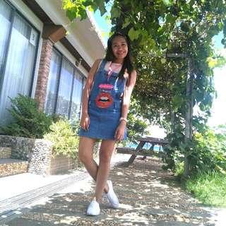 Maong Jumper