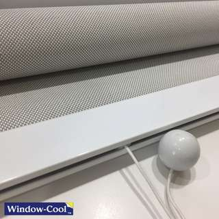 (Ready Made) Spring-Type Roller Blinds