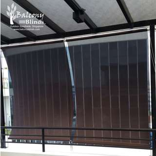 (Ready Made) Outdoor Roller Blinds