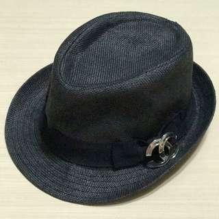 全新 Forever21 黑 紳士帽