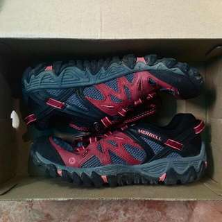 Merrell All Out Blaze Aero Sport (Womens)