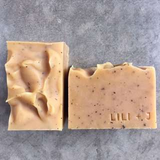 🇦🇺 LILI+J Earl Grey Soap (Scented) 100% Natural Hand Made And Imported From Australia 🇦🇺
