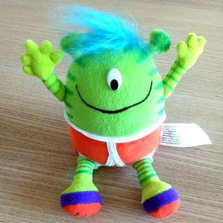 #Blessing: Aliens Love Underpants plush toy