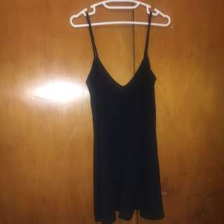 Misguided Black Play Suit