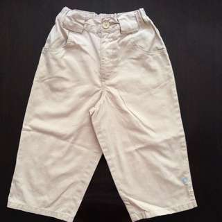 Giordano 3/4 Boy Pants