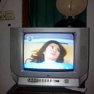 TV JVC 14 INCH