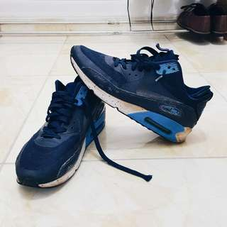 Nike AIR MAX 90 Navy In Sole