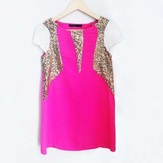 • Flamingo Pink Dress • 💖