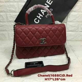 Chanel Coco Handle Calf Skin Material Premium Grade 1:1