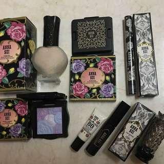 Authentic Anna Sui Makeup Set