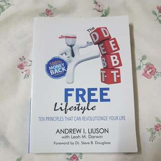 The Debt-free Lifestyle By Andrew Liuson