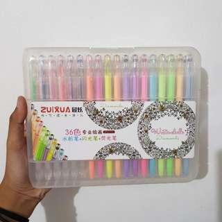 ZUIXUA Water Chalk Diamonds