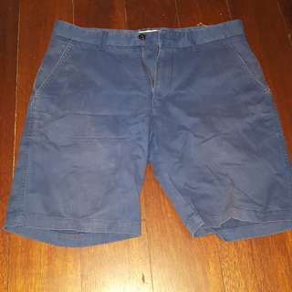 Azur Blue North coast brand short