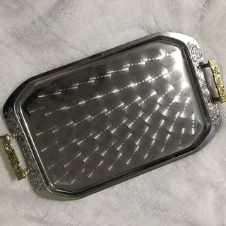 77 Stainless Serving Tray