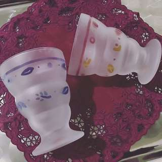 Frosted Ice Cream Cup