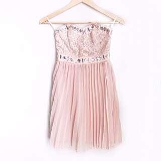 • Blush Dress 🎀 •