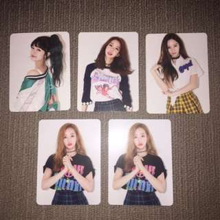 clc photocards