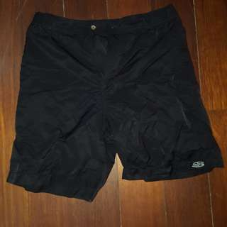 Black Chiberta brand shorts
