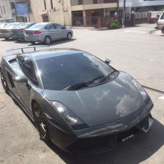 LAMBORGHINI GALLARDO For Rent