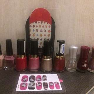 Nail Color For All