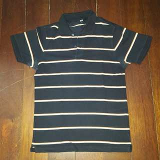 Set of 2 Uniqlo brand polo shirts