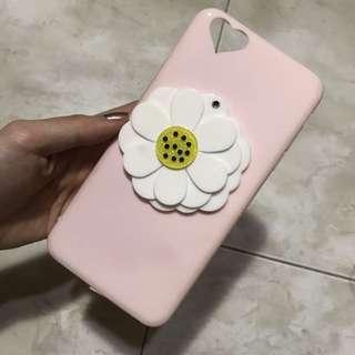 Soft Pink Mirros Case Iphone 6plus