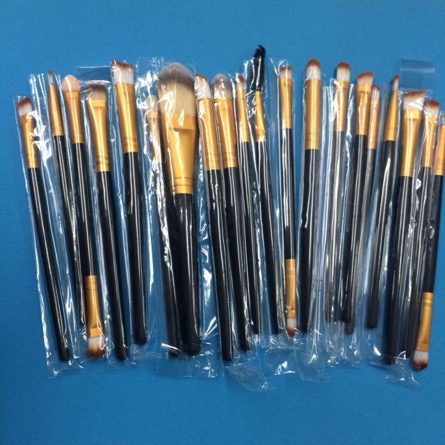 剛到貨全新20隻彩妝筆